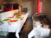 Catering-Bereich